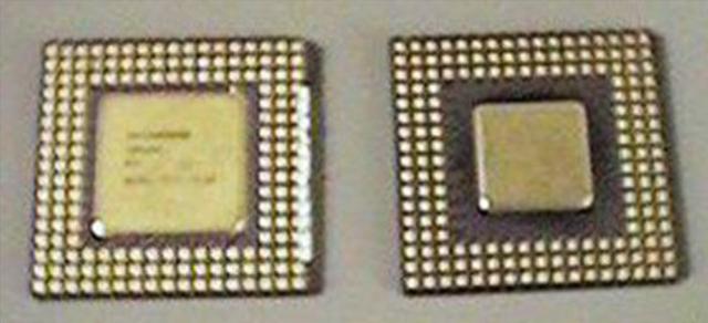 Microchip y Microprocesador 4ta-generacion