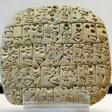 3500 años A.C PROTOESCRITURA