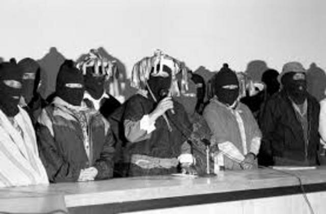 Firman acuerdos Gobierno y EZLN
