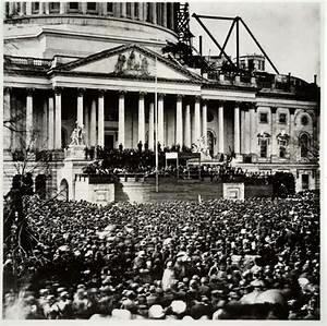 Lincoln's 1st Inaugural Address