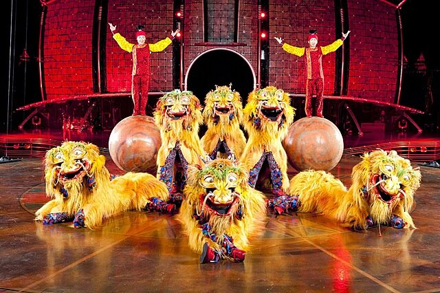 Circo de Chengdu