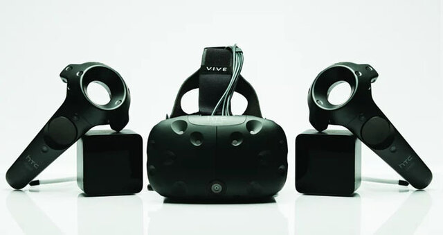 HTC VIVE is Released