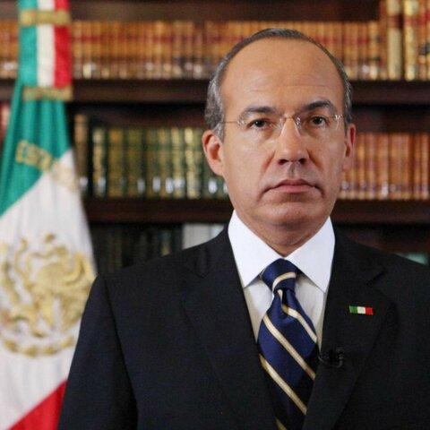 Gobierno de Calderón