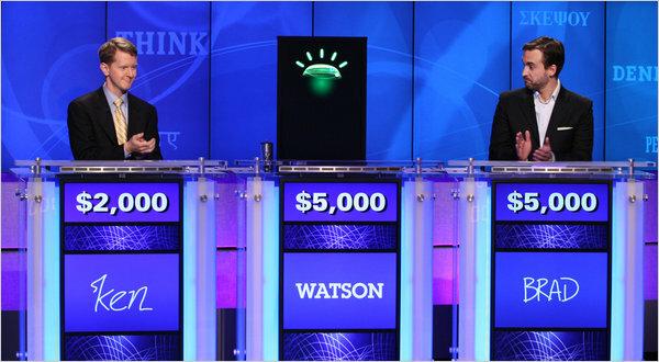 IBM Watson was Introduced