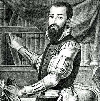 Publicación póstumamente de los poemas de Garcilaso de la Vega
