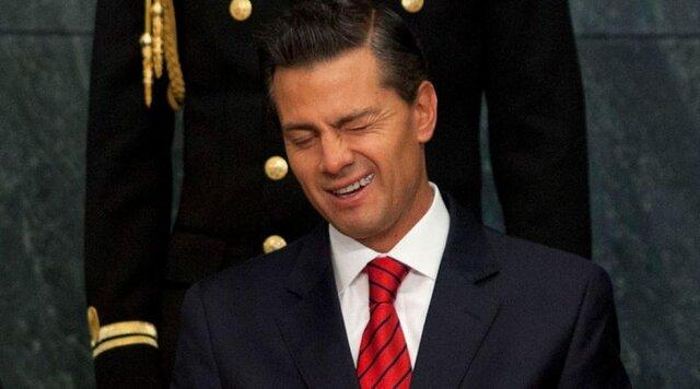 Enrique Peña Nieto se da cuenta que es presidente de México