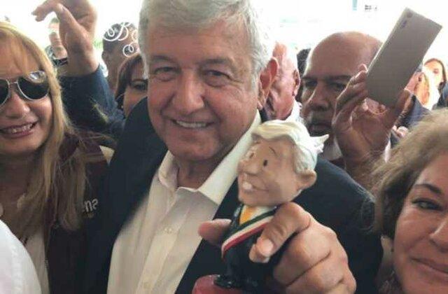 Andrés Manuel López Obrador entro a la presidencia