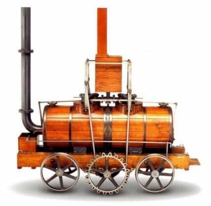La maquina de vapor