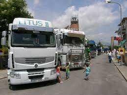 concentració camions 2011