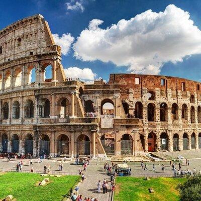Roma en tres etapes timeline