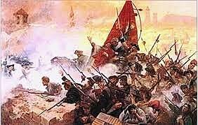 1702-1714 – Guerra de successió entre la Corona de Castella i la corona catalanoaragonesa.