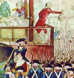 1789 – Revolució Francesa. El poble ocupa la Bastilla
