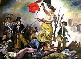 Revolució Francesa. El poble ocupa la Bastilla.