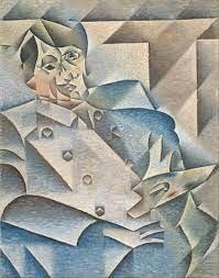 Picasso inicia un nou estil pictoric, el cubisme.