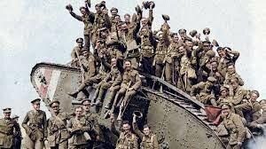 La 1ª guerra mundial s´acaba amb més de 12 M de morts.