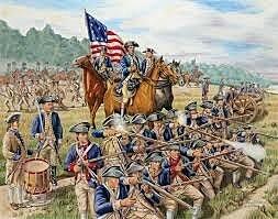Els Estats Units d'Amèrica s'independitzen d'Anglaterra.