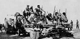 1936-1939 – Guerra civil a Espanya.