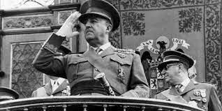 Dictadura militar de Francisco Franco a Espanya.