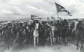 Triomf de la Revolució Cubana amb Fidel Castro