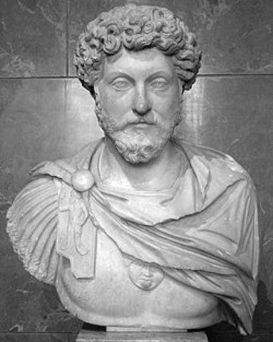 (121-180)  B.C,E Marcus Aurelius