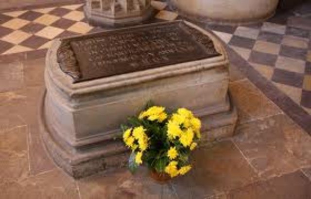 Martin Luther's Grave Opened