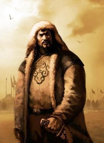 Chingis Khan conquerd northern China