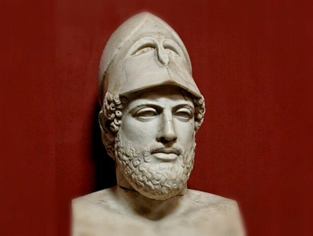 Pericles (495a.C.- 429a.C.)