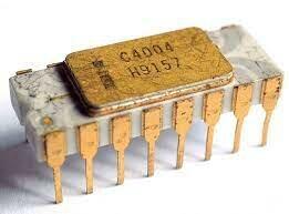 Cuarta genaración: Microprocesadores