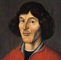 Nicolás Copérnico 1473-1543 Prusia Polonia