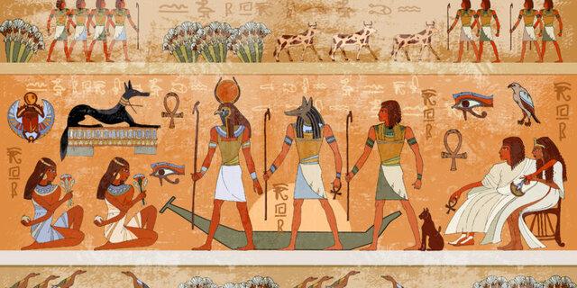 pintures Egipcies