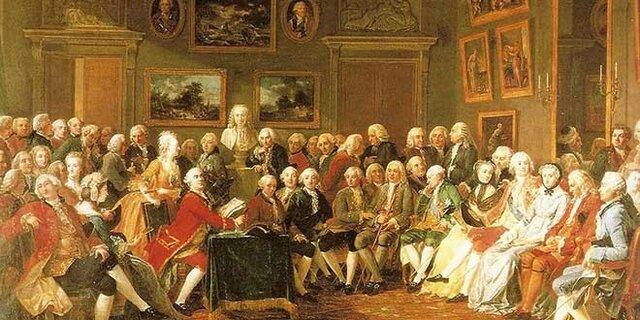 La ilustración (siglo XVIII)