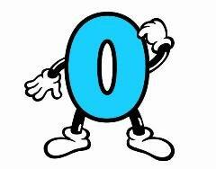 """Aparece el símbolo """"0"""" (Cero)"""