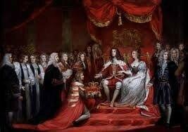 Monarquías absolutas entre (XVI y  XVII)