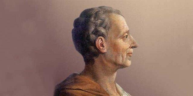 Charles-Louis de Montesquieu (1689-1755)