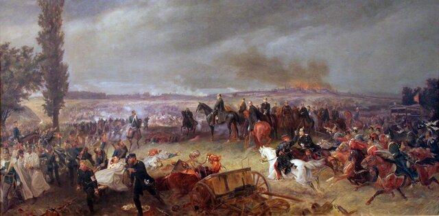 Enfrentamiento con Austria
