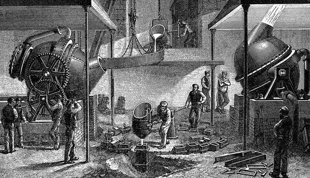 Revolución Industrial 1750