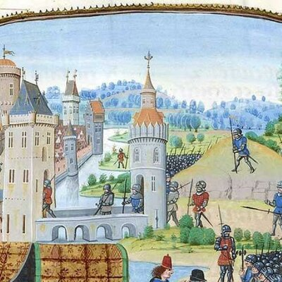 Edat Mitjana - Aina, Alexia i Marc (2nB) timeline