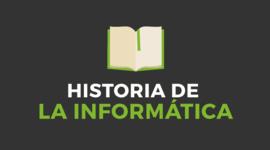 HITOS HISTORICOS DE LA INFORMATICA timeline