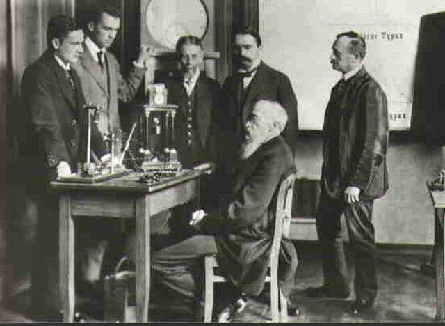 Creación del primer laboratorio de psicología