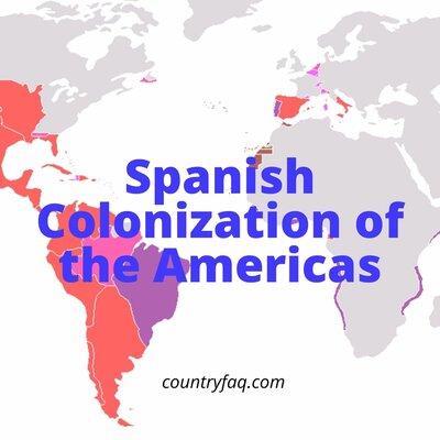 Spain Colonization Timeline