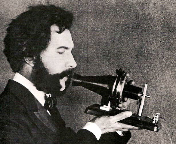 The Telephone Antonio Meucci