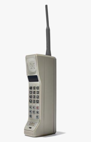 Mobile phone - Martin Cooper