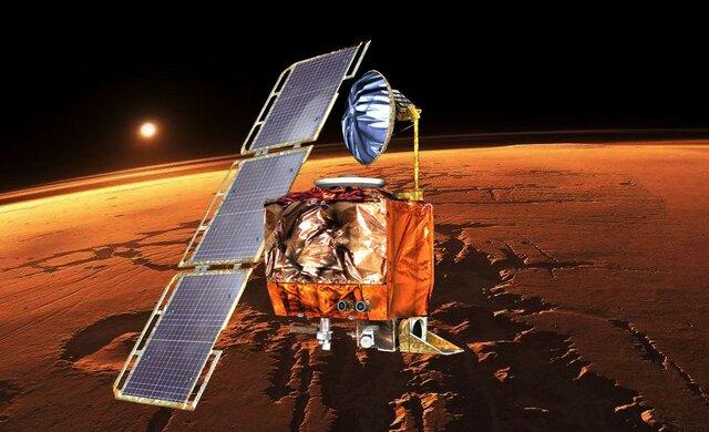 satélite Mars Climate Orbiter