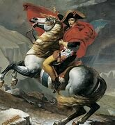 Napoleon Bonaparte is exiled