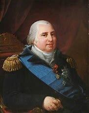 Louis XVIII Takes Power