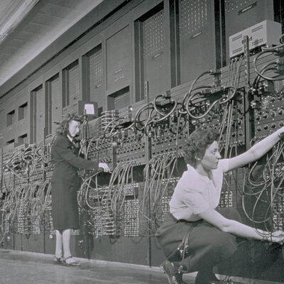 Creaciones historia de la informática timeline