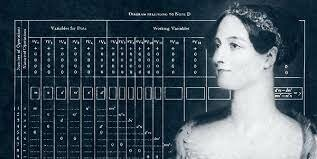 Lady Lovelace la primera programadora