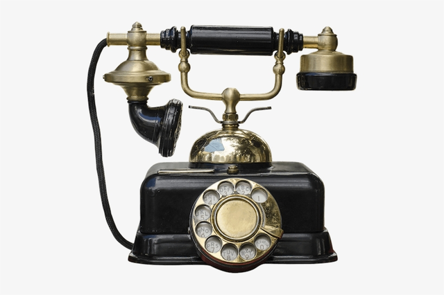 First Telephone Invented