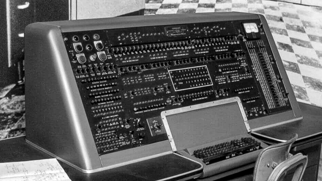 Computer---Charles Babbage