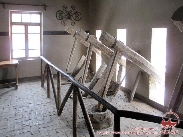 Primera fabrica de paper